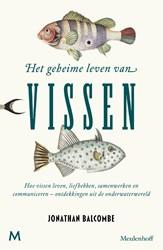 Het geheime leven van vissen -Hoe vissen leven, liefhebben, samenwerken en communiceren - Balcombe, Jonathan