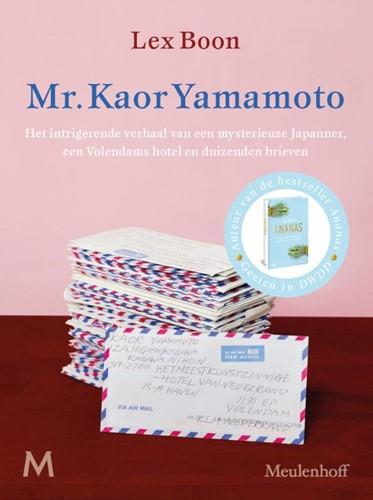 Mr. Kaor Yamamoto -Het intrigerende verhaal van e en mysterieuze Japanner, een V Boon, Lex