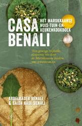 Casa Benali -het Marokkaanse huis-tuin-en-k eukenkookboek Benali, Abdelkader