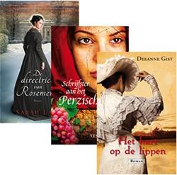 Historische romans - pakket voorjaar 201 Ladd, Sarah E.