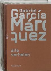 Alle verhalen -Ogen van een blauwe hond, de u itvaart van Mama Grande, de on Garcia Marquez, Gabriel