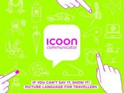 ICOON communicator -If You Can't Say It, Show Picture Language for Traveller Warrink, Gosia