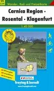 Carnica Region, Rosental, Klagenfurt 1 : -Mit Freizeitfuhrer durch Geme inden, Sehenswurdigkeiten und