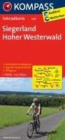 Kompass FK3057 Siegerland, Hoher Westerl -Fietskaart 1:70 000