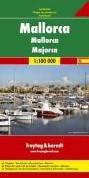 Mallorca 1 : 100 000 -Cityplan. Touristische Informa tionen. Marinas