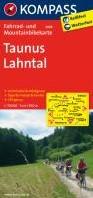 Kompass FK3068 Taunus, Lahntal -Fietskaart 1:70 000