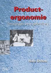 Productergonomie -ontwerpen voor gebruikers Dirken, Hans