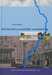 Maaslandse monografieen Kleinhandel en s -het kramersrecht te Maastricht in de vroegmoderne tijd Steegen, E.