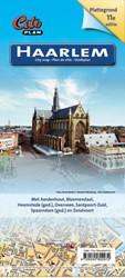 Plattegrond Haarlem -city map - plan de ville - sta dtplan