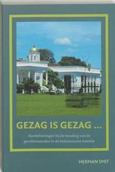 Passage-reeks Gezag is gezag -kanttekeningen bij de houding van de gereformeerden in de In Smit, H.