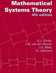 Mathematical systems theory Olsder, G.J.