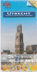 Centrumkaart Utrecht