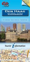 Centrumplattegrond Den Haag -The Hague - La Haye Schevening en Citoplan