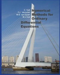 Numerical methods for ordinary different Vuik, C.