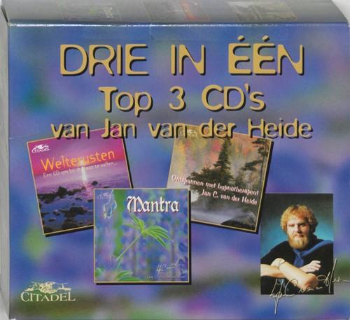 Drie in een -top drie CD's van Jan van Heide Heide, J.C. van der