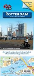 Plattegrond Rotterdam -city map-plan de ville-stadtpl an