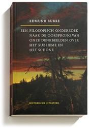 Een filosofisch onderzoek naar de oorspr Burke, E.