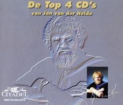 DE TOP 4 CD'S VAN JAN VAN DER HEIDE -EEN UNIEKE SPIRITUELE SAMENSTE LLING HEIDE, J.C. VAN DER