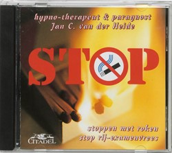 STOP -STOPPEN MET ROKEN. STOP RIJ-EX AMENVREES HEIDE, J.C. VAN DER