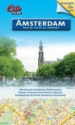 Cito-plan stratengids Amsterdam -street map; plan des rues; Str assenatlas