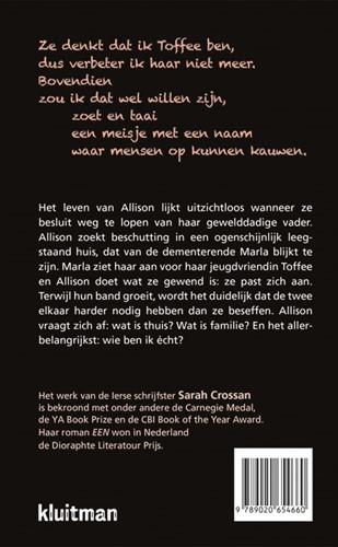 Toffee Crossan, Sarah-2