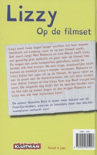 Lizzy op de filmset -lettertype dyslexie Buis, Suzanne-2