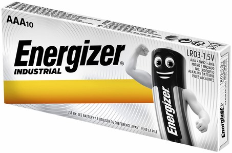 Batterij energizer industrial aaa -B3536106300 53536106300 Alkaline
