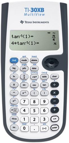 REKENMACHINE TEXAS TI-30XB TP -TECHNISCHE REKENMACHINES 30XBMV/TKT/3E4 PACK