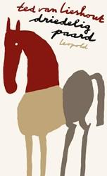 Driedelig paard -blokgedichten, beeldsonnetten en tekeningen Lieshout, Ted van