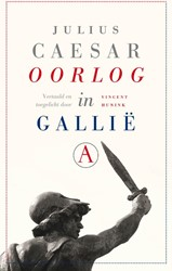 Oorlog in Gallie Caesar, Julius