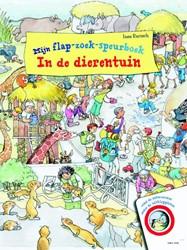 In de dierentuin -mijn flap-zoek-speurboek Rarisch, Ines
