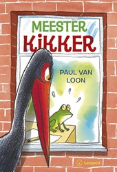 Meester Kikker Loon, Paul Van