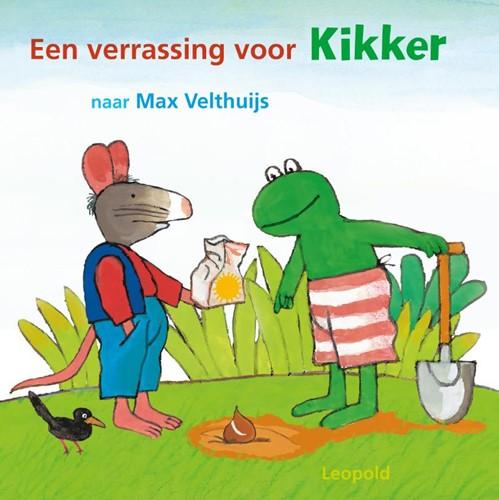 Een verrassing voor Kikker Velthuijs, Max