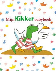 Mijn kikker babyboek Velthuijs, Max