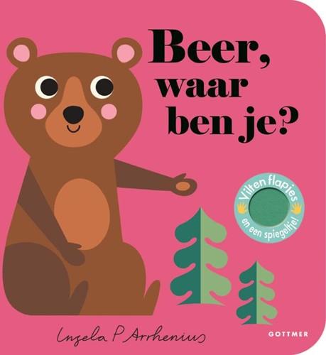 Beer, waar ben je? Arrhenius, Ingela