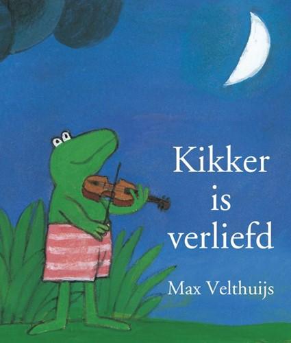 Kikker is verliefd -mini-editie Velthuijs, Max