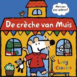 De creche van Muis -Met een pop-updecor! Cousins, Lucy