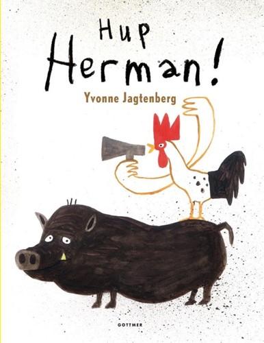 Hup Herman! Jagtenberg, Yvonne
