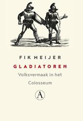 Gladiatoren -Volksvermaak in het Colosseum Meijer, Fik