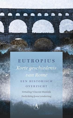 Korte geschiedenis van Rome -Een historisch overzicht Eutropius