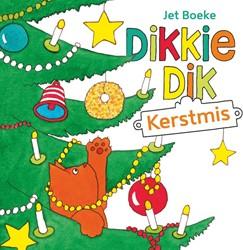 Dikkie Dik Kerstmis (navulset 5 exx.) Boeke, Jet
