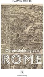 De ontdekking van Rome Asscher, Maarten