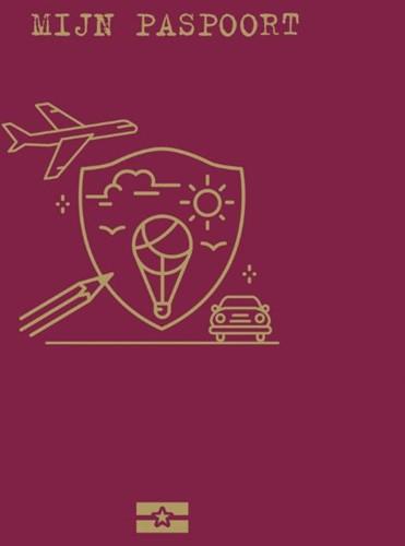 Mijn paspoort -het leukste doe-boek voor op r eis