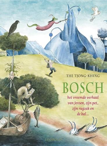 Bosch -het vreemde verhaal van Jeroen , zijn pet, zijn rugzak en de The, Tjong-Khing