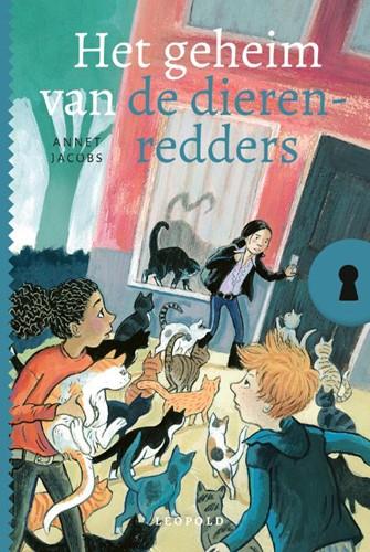 Het geheim van de dierenredders Jacobs, Annet