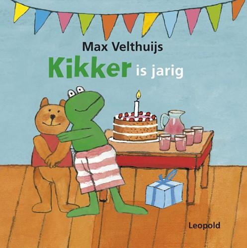 Kikker is jarig Velthuijs, Max
