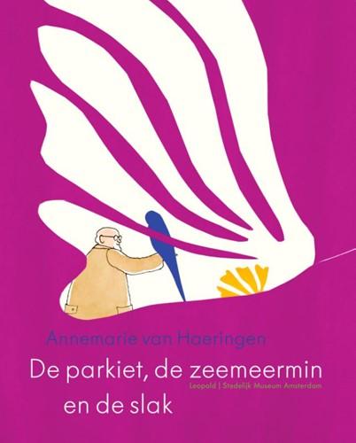 De parkiet, de zeemeermin en de slak Haeringen, Annemarie van van
