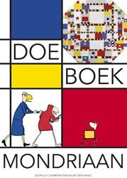 Doeboek Mondriaan Gemeentemuseum Den Haag