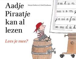 Aadje Piraatje kan al lezen Huiberts, Marjet
