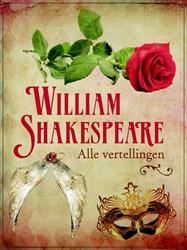 Alle vertellingen Shakespeare, William